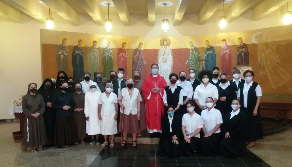 ENCONTRO DIOCESANO RELIGIOSAS